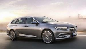 Opel Insignia Sports Tourer zaprezentowany