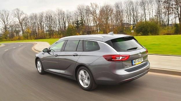 Opel Insignia ST /Motor