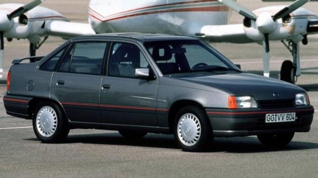 Opel Kadett 2.0i GT /Opel