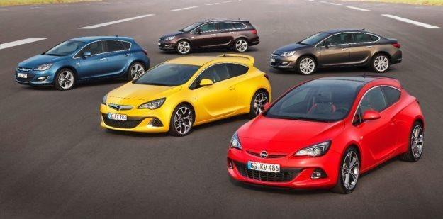 Opel liczy na wzrost sprzedaży /