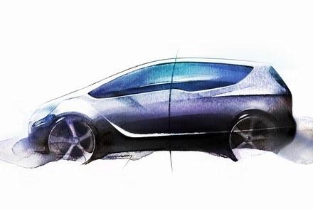 Opel meriva / Kliknij /INTERIA.PL