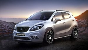 Opel Mokka od Irmschera