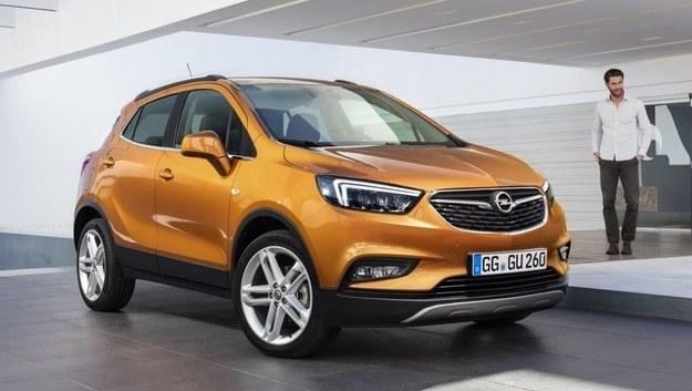 Opel Mokka X /Opel