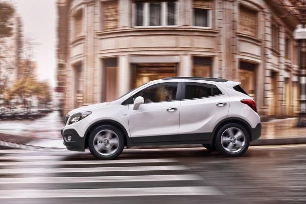 Opel mokka /