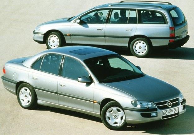 Opel omega /