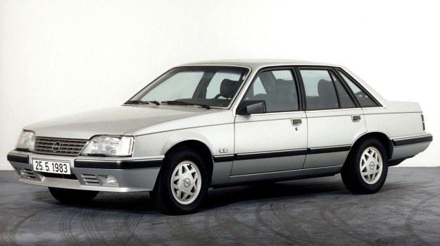 Opel Senator A po liftingu (1982-1987) /Opel