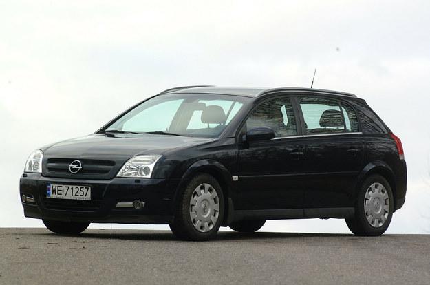 Opel Signum (2003-2008) /Motor