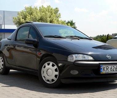 Opel tigra - prawie jak sportowiec