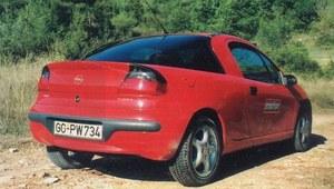Opel Tigra - przystępny drapieżnik