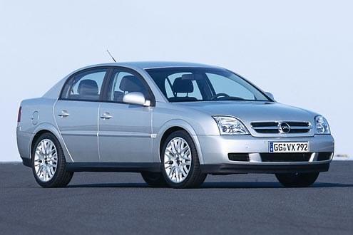 Opel Vectra 3.0 V6 CDTI (kliknij) /INTERIA.PL