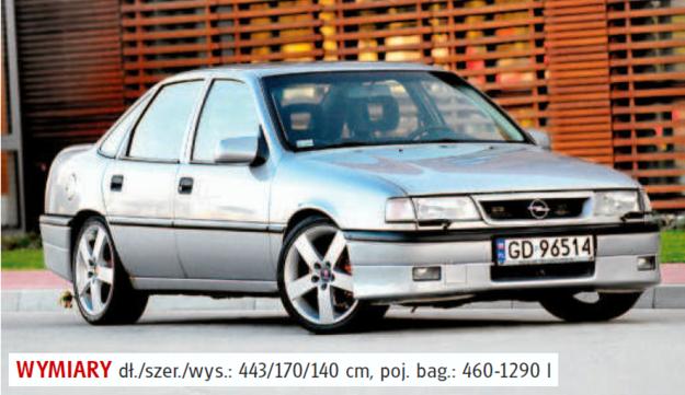 Opel Vectra A /Auto Moto