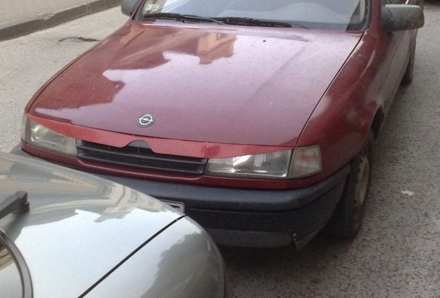 Opel vectra badlook.