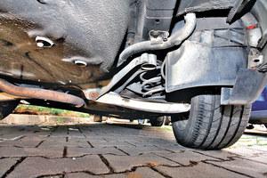 Opel Vectra C: wielowahaczowe zawieszenie tylne /Auto Moto