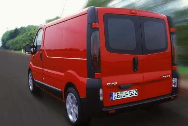 Opel vivaro/kliknij /INTERIA.PL