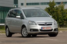 Opel Zafira II (2005-2014)