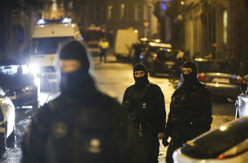 Operacja w Belgii była wymierzona w dżihadystów /PAP/EPA