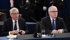 Opinia KE o sytuacji w Polsce. Politycy komentują dla Interii