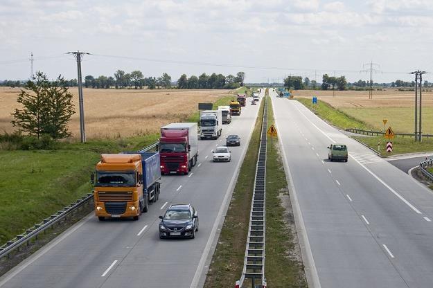 Opolski odcinek autostrady otrzyma nowy asfalt / Fot: Łukasz Grudniewski /East News
