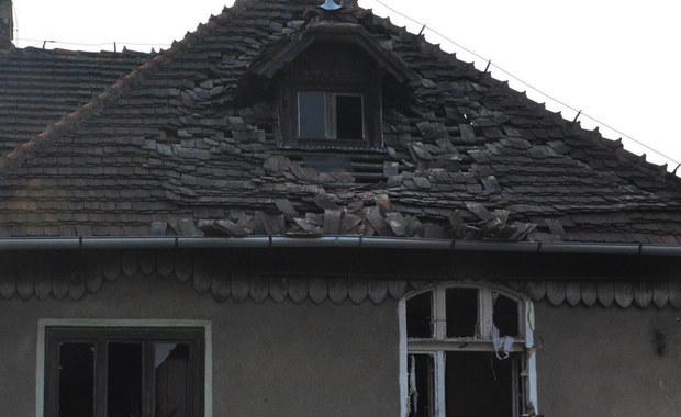 Opolskie: 2 osoby ranne po wybuchu gazu