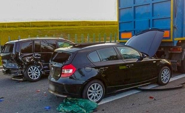 Opolskie: Karambol na A4, są ranni