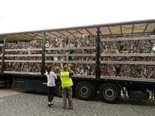 Opolskie: Nielegalny transport śmieci z Niemiec