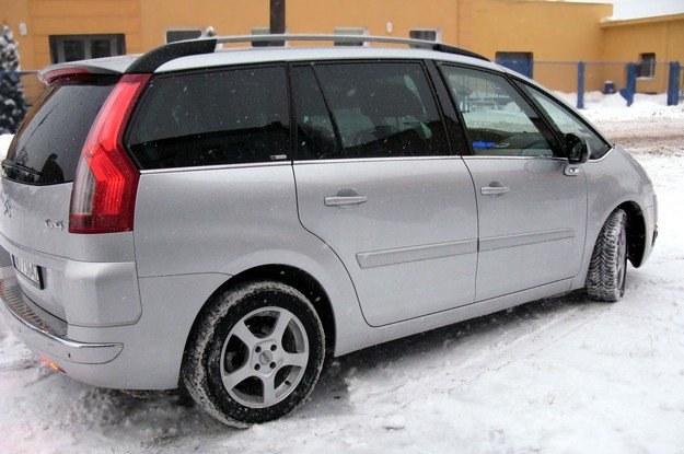 Opony Michelin na samochodzie jednego z testerów /