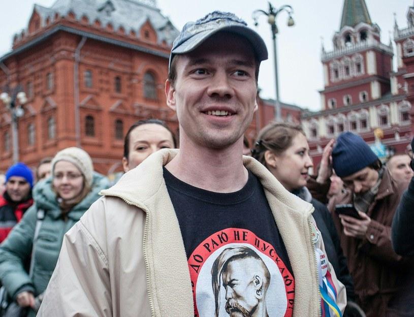 Opozycjonista Ildar Dadin /AFP