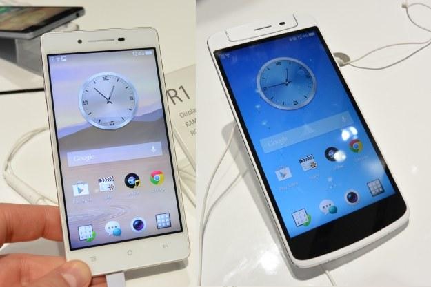 Oppo R1 i Oppo N1 /INTERIA.PL