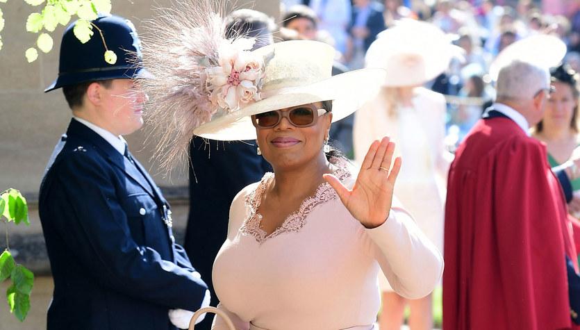 Oprah Winfrey w obliczu wyzwania