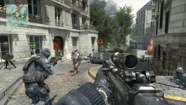 Oprawa wizualna w niewielkim stopniu różni się od tego, co mogliśmy zaobserwować w Modern Warfare 2 /Informacja prasowa