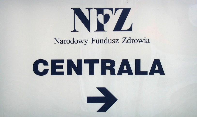 Oprócz 25 tysięcy złotych na rzecz córki zmarłej pacjentki, NFZ musi zapłacić ustawowe odsetki. /Krzysztof Wojda /Reporter
