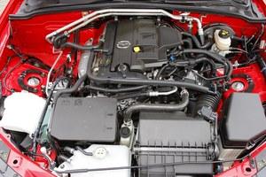 Optymalna jednostka napędowa: 2.0 (160 KM). W porównaniu z wersją 1.8 zapewnia dużo lepsze osiągi i współpracuje z 6-, a nie 5-biegową skrzynią. /Motor