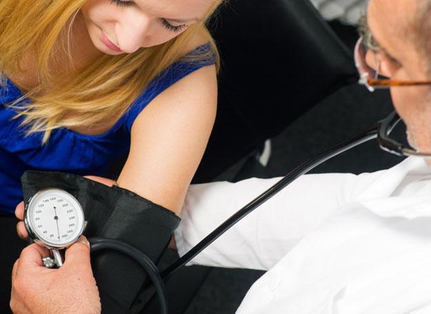 Optymalne ciśnienie tętnicze krwi to 120/80 mm Hg /© Panthermedia