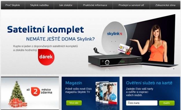 Opublikowano link z prywatnymi informacjami klientów usług satelitarnych Skylink i CS Link /materiały prasowe