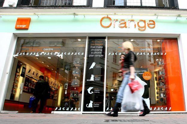 Orange stawia na radiowy internet /AFP