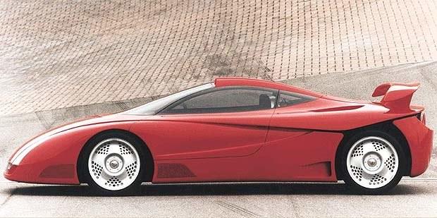 ...oraz F100 zaprojektowane w 1998 roku (kliknij) /INTERIA.PL