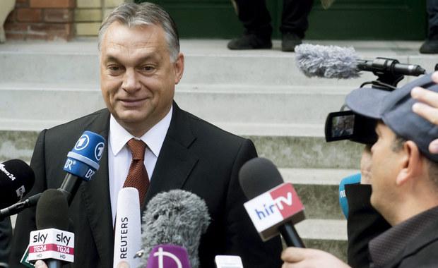 Orban: Zaproponowałem zmianę konstytucji w 4 punktach