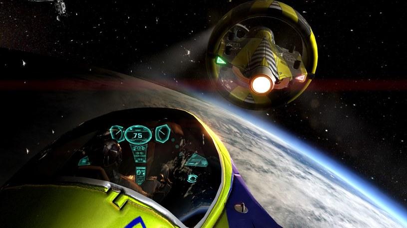 Orbital Racer /materiały prasowe