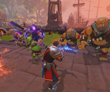Orcs Must Die! Unchained zawita na PlayStation 4