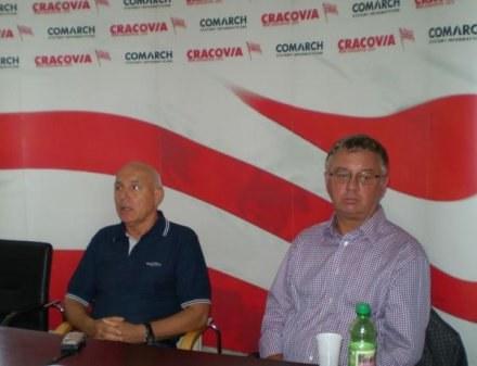 Orest Lenczyk został nowym trenerem Cracovii /INTERIA.PL