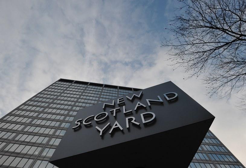 Organizacja skontaktowała się ze Scotland Yardem /AFP