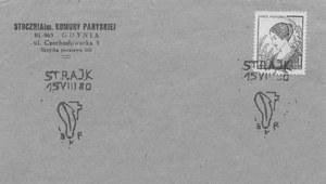 Organizacja strajku w Stoczni Gdyńskiej w sierpniu 1980 roku