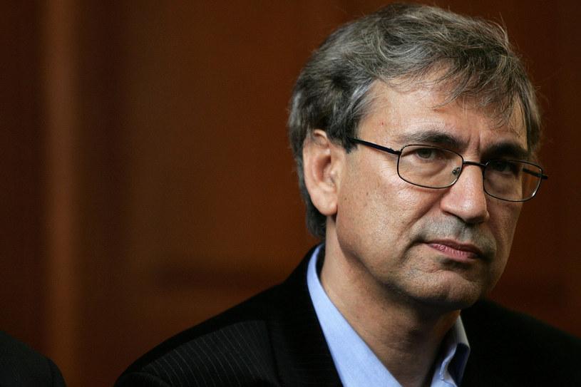 Orhan Pamuk to obecnie jeden z najważniejszych pisarzy świata / -  /Getty Images