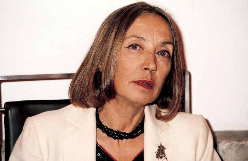 Oriana Fallaci   /East News