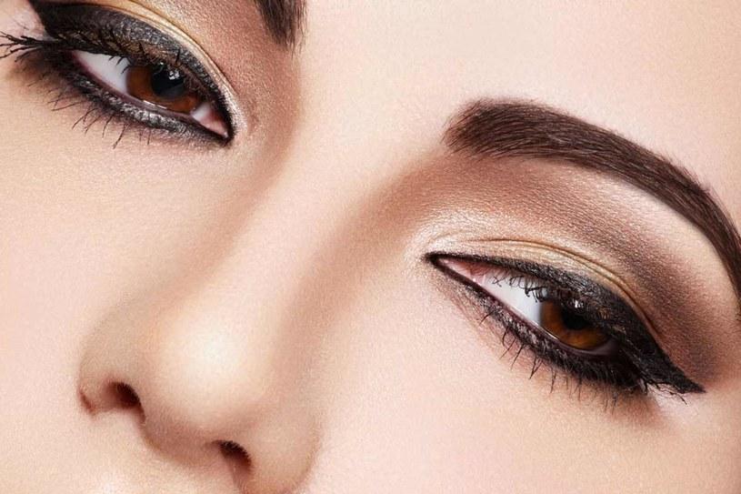 Orientalny makijaż /123RF/PICSEL