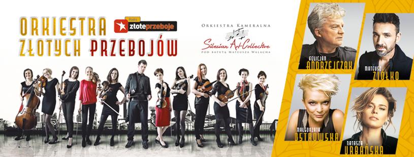 Orkiestra Złotych Przebojów /materiały prasowe