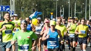 Orlen Warsaw Marathon. Duże utrudnienia w Warszawie