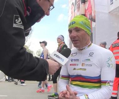 Orlen Warsaw Marathon. Rafał Wilk: Organizacja na najwyższym poziomie. Wideo