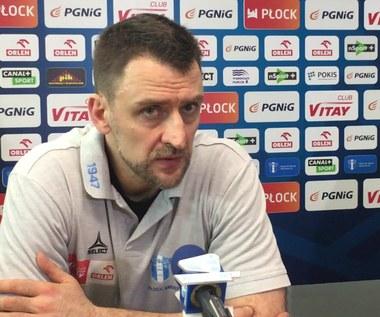 Orlen Wisła - Vive Tauron 18-23. Piotr Przybecki po meczu