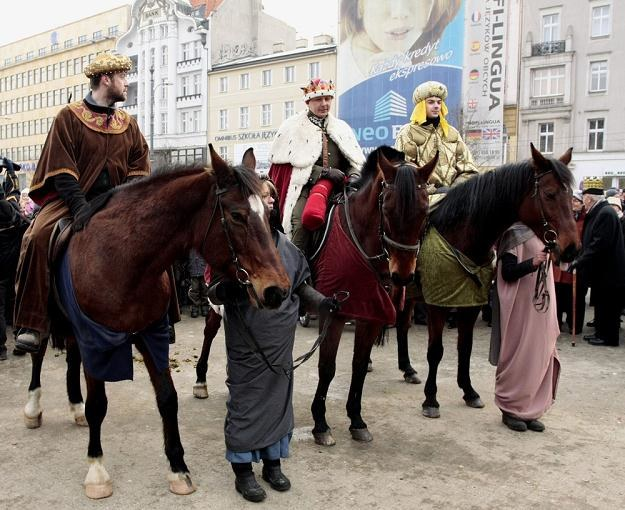 Orszak Trzech Króli w Poznaniu / fot. M. Gwoździk /Reporter